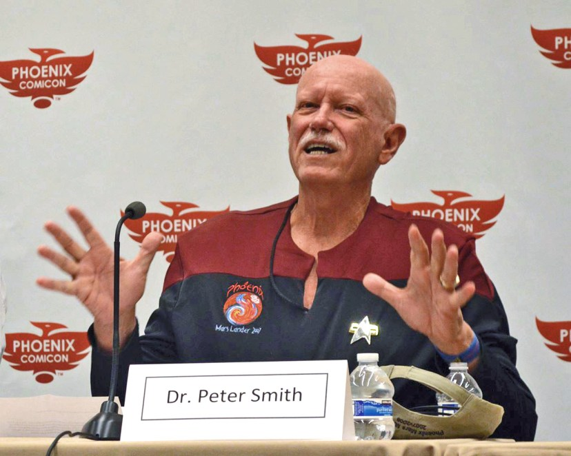 Dr. Peter Smith