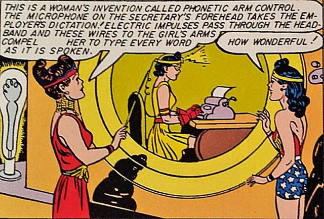 Wonder Woman #7 (1943)