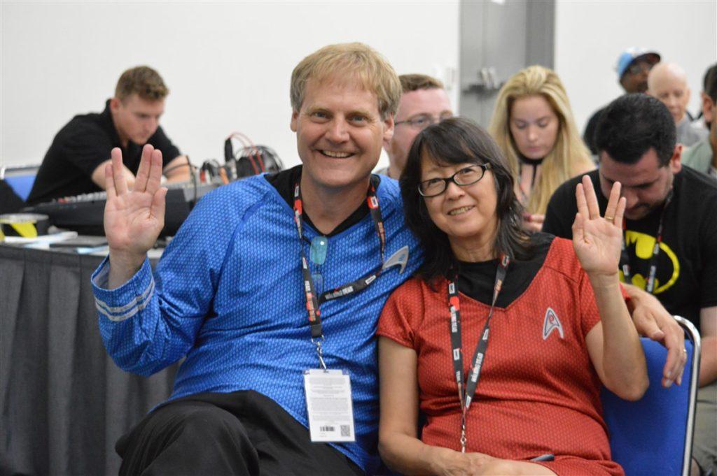 Celebrating Star Trek's 50th Anniversary
