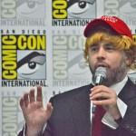 Ryan Flanders as Trump