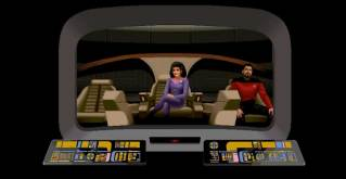 Star Trek: The Next Generation screensavers