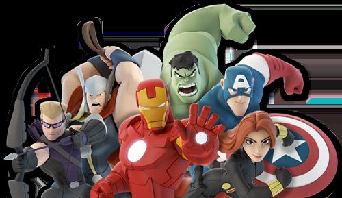 Disney Infinity: Marvel's Avengers