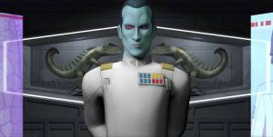 Grand Admiral Thrawn applies his appreciation of art toward the defeat of the Empire's enemies.
