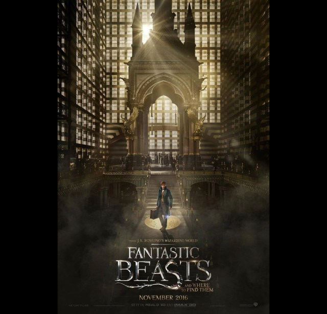 second Fantastic Beasts movie announced