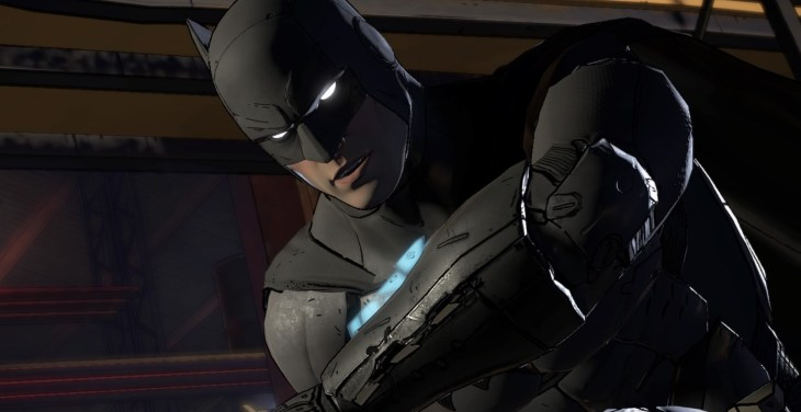 Batman is getting the Telltale treatment with a few new additions.