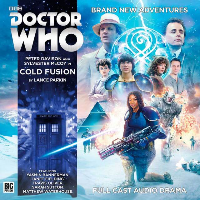 Doctor Who: Cold Fusion (Big Finish Productions)