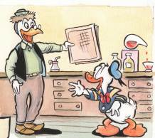 Patrick Block Disney comic gaming art for Epic Donald