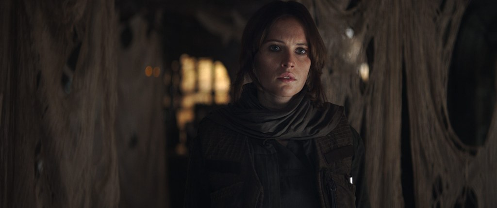 Jyn Erso (Felicity Jones) - Rogue One: A Star Wars Story