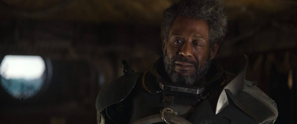 Saw Gerrera (Forest Whitaker) - Rogue One: A Star Wars Story