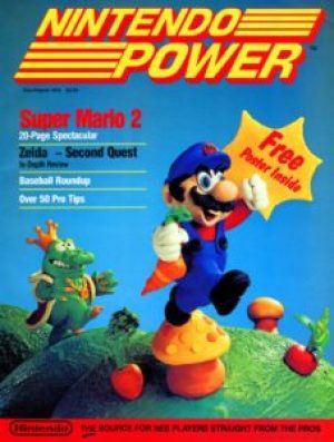 Nintendo Power Vol. 1 (July/August 1988)