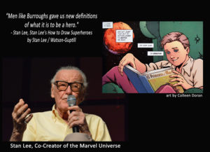 Stan Lee on Edgar Rice Burroughs