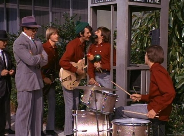 Supes on Monkees