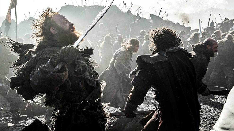 Game of Thrones - Battle of the Bastards