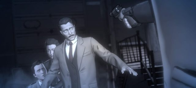 Telltale revisits the murder of the Waynes in a rather gruesome manner.