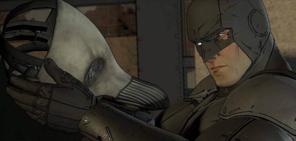 Batman leaves this episode with many questions regarding the 'Children of Arkham'