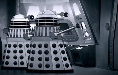 Doctor Who: The Power of the Daleks animation
