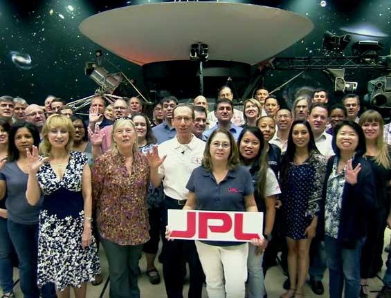 NASA salutes Star Trek's 50th anniversary