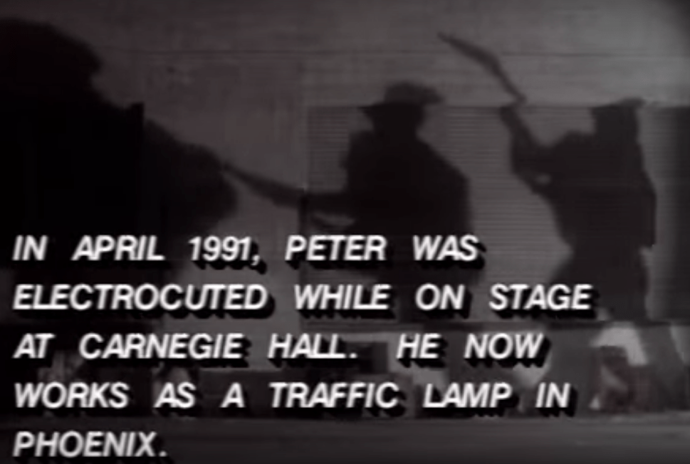 peter tork, traffic lamp