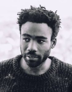 Donald Glover is Lando Calrissian