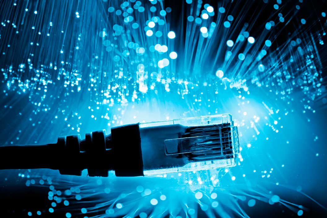 fiber optic internet
