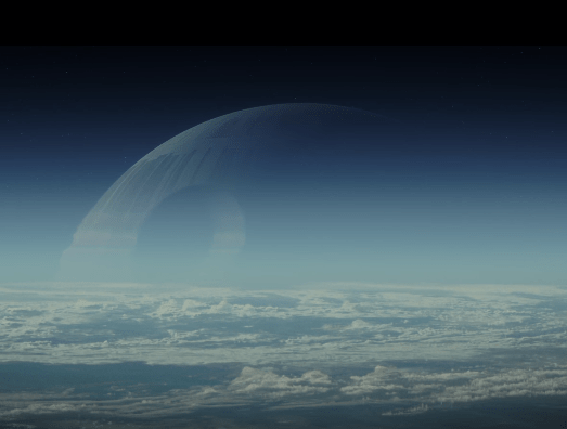 Rogue One Death Star