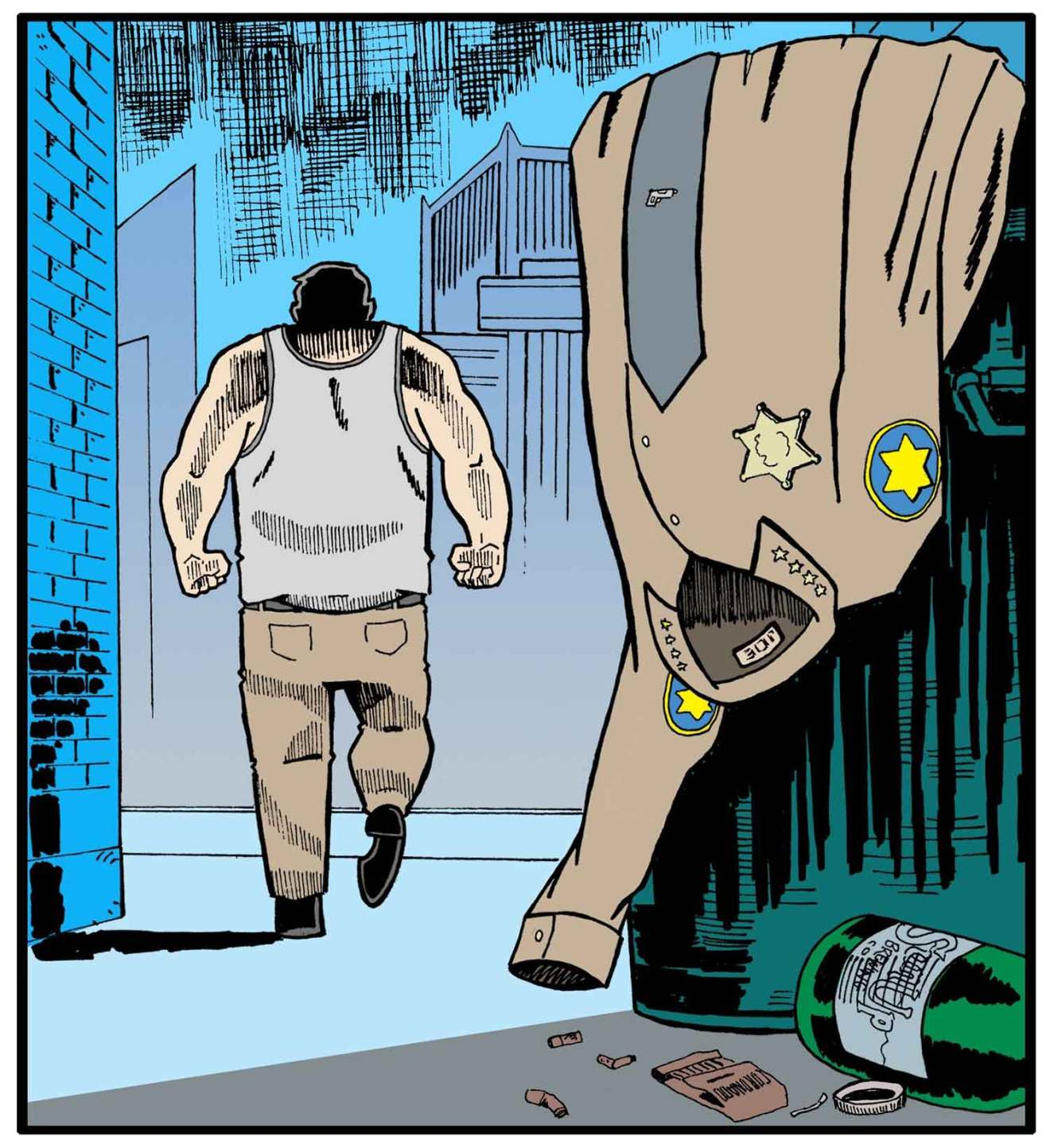 Amazing Arizona Comics: Arpaio No More!