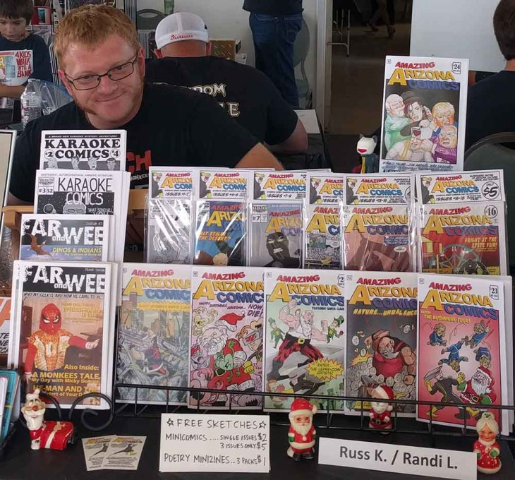 Cottonwood Comic Book Show