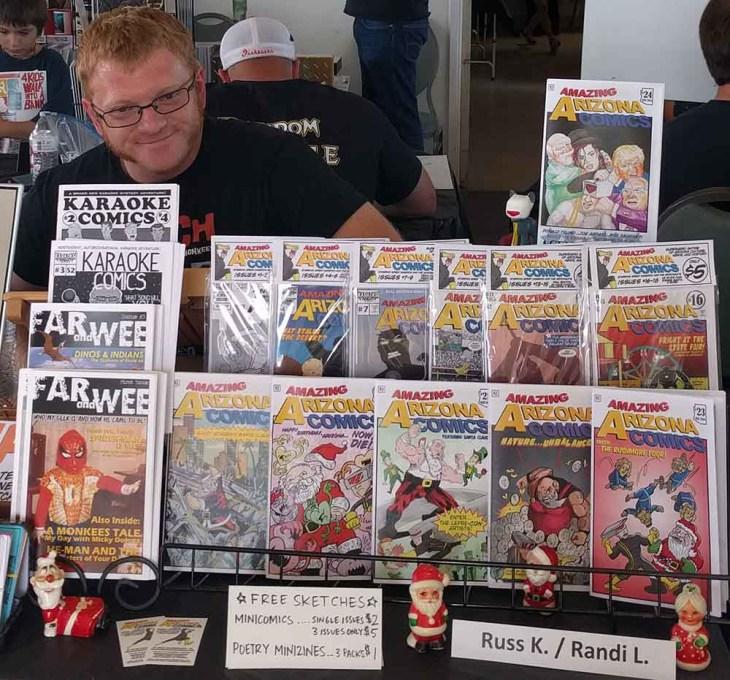 Cottonwood Comic Book Show