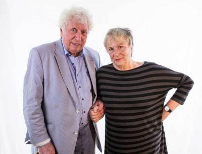 Night of the Vashta Nerada starring Tom Baker and Pam Ferris