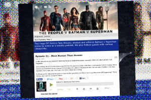 The People v Batman v Superman' Podcast