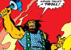 """Never Trust a Troll!"" - Ulik"