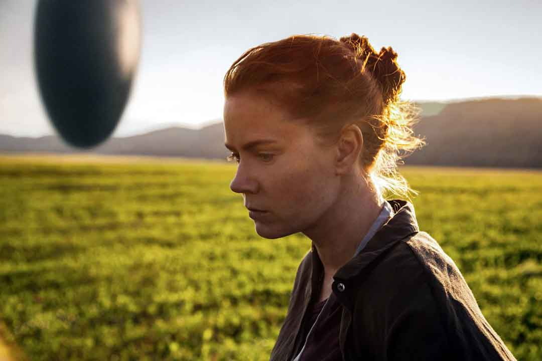 Amy Adams plays Louise Banks, a linguistics professor, in the new alien invasion film 'Arrival.'