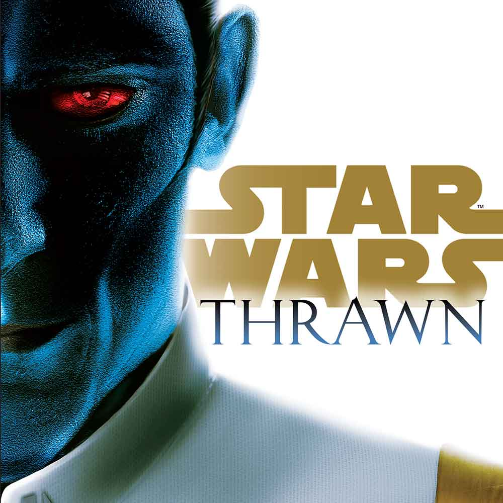 Star Wars: Thrawn will explore legendary Grand Admiral's origins, Imperial ascent