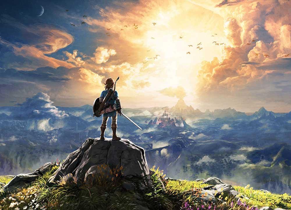 Breath-taking Zelda DLC on the horizon