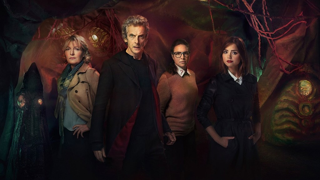 "Peter Capaldi's Doctor Who: ""The Zygon Inversion"""
