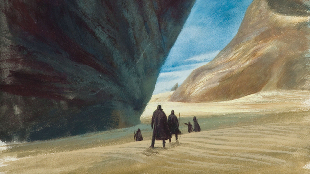 Dune cover artwork