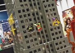 Gotham City - The LEGO Batman Movie - Cactus Brick Display