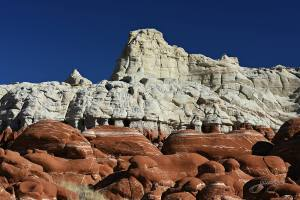 Blue Canyon - Hopi Reservation, Northern Arizona - Photo by Jena Brimhall