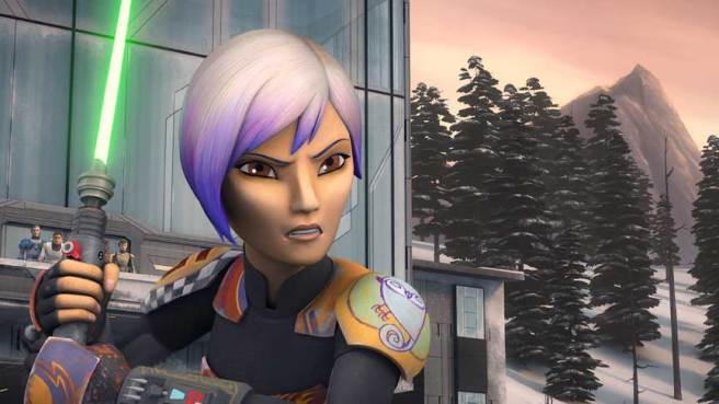 Star Wars Rebels: Legacy of Mandalore