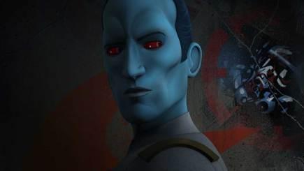 Star Wars Rebels: Imperial Eyes - Grand Admiral Thrawn