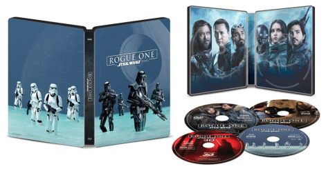 Rogue One Best Buy edition