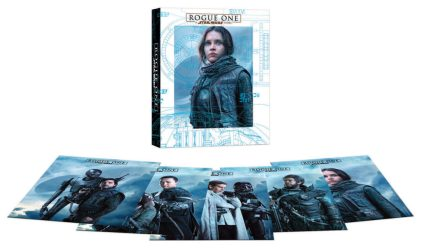 Rogue One Target edition