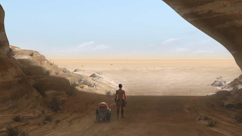 Star Wars Rebels: Twin Suns
