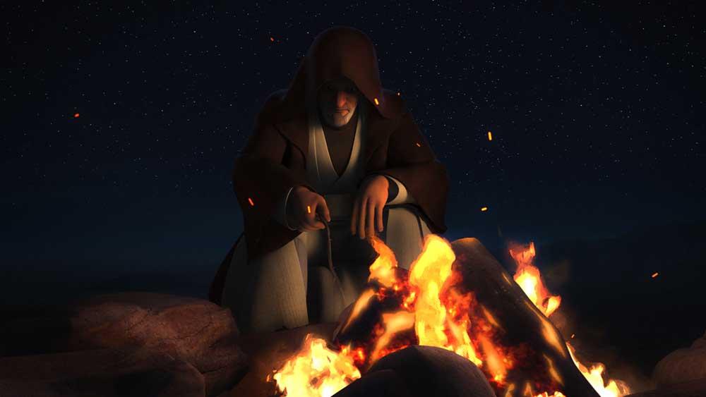 Obi-Wan Kenobi in Star Wars Rebels