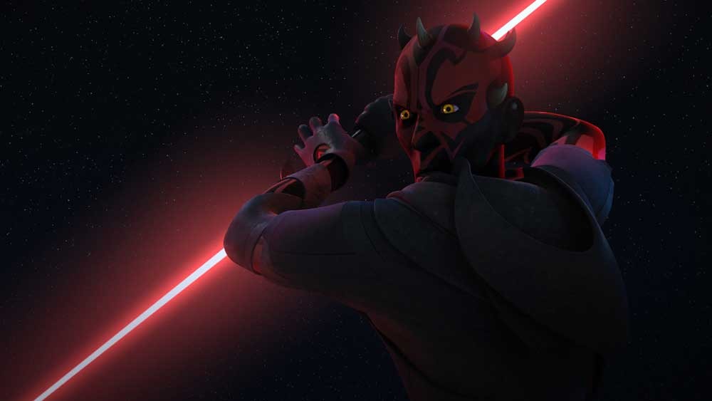Star Wars Rebels: Twin Suns