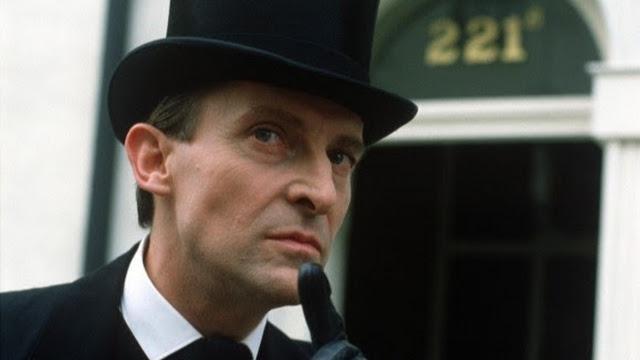 Jeremy Brett as Sherlock Holmes (Granada Television)