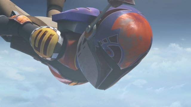 Star Wars Rebels: Sabine Wren has unfinished business