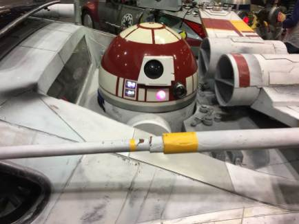 Star Wars Celebration Orlando 2017 Day 2
