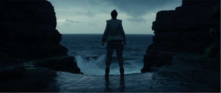 Star Wars: The Last Jedi poster and teaser trailer revealed at Celebration Orlando