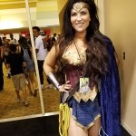 Wonder Woman - Phoenix Comicon 2017 – photo by Bob Leeper